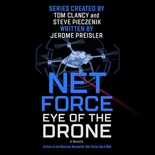 Net Force: Eye of the Drone cover art