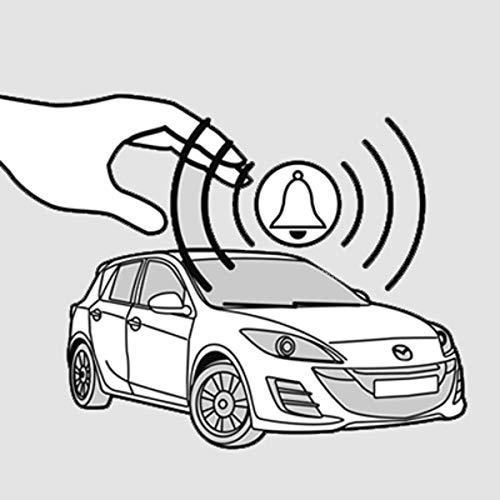 Mazda Original CX-5 KF alarmsysteem vanaf BJ2017 * NIEUW*