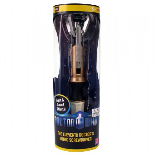 Character Options Doctor Who Matt Smith The Eleventh Doctor's Sonic Screwdriver
