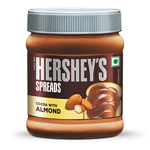 Hershey Spreads Cocoa With Almond 350G