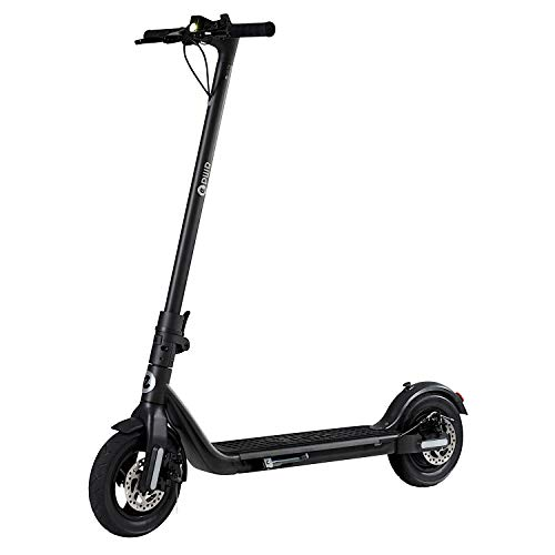 Electric Scooter 350w Adult Electric Scooter UK Warranty Water Resistant 10 Tyres Dual Disc Brakes ePWR Commuter