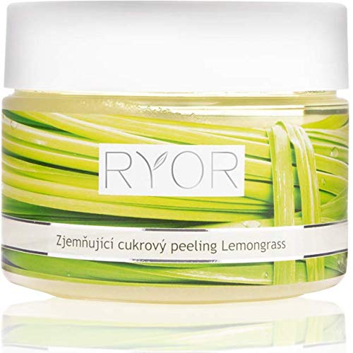 RYOR Lemongrass gommage adoucissant au sucre corps