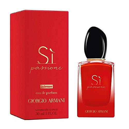 Armani Sì Passione Intense Eau de Parfum, 30 ml