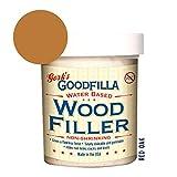 Best Wood Fillers - Water-Based Wood & Grain Filler - Red Oak Review