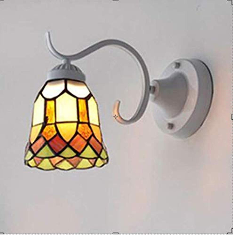 Moderne mediterrane Wandleuchte 220V LED Wandleuchte Gang Treppenhaus Retro Wandleuchte Wandleuchte Licht