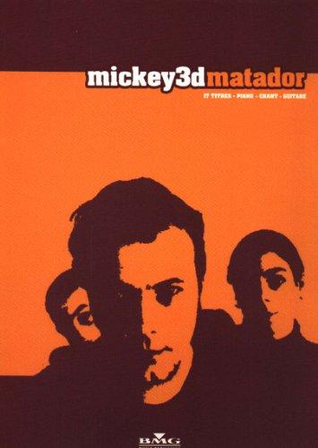 Mickey 3D Matador