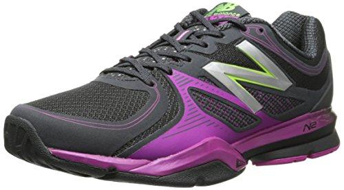 New Balance Women's Wx1267 Training Shoe Training Shoe,Black/Pink,6.5 D US