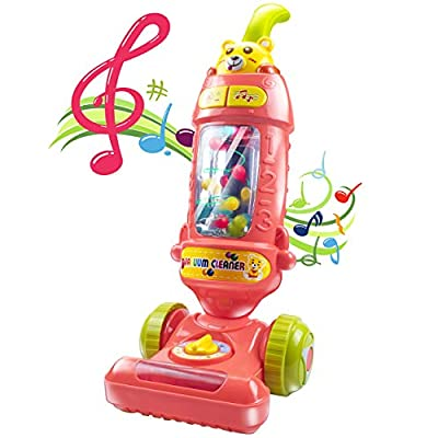 Amazon - Save 20%: ubrand UNIH Kids Vacuum Toys with Lights & Sounds Effects & Ball-Popping Ac…