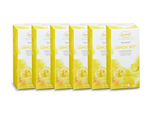 Ronnefeldt 9452 Teavelope Lemon Sky Aromatisierter Früchtetee, 6er Pack (6 x 50 g)