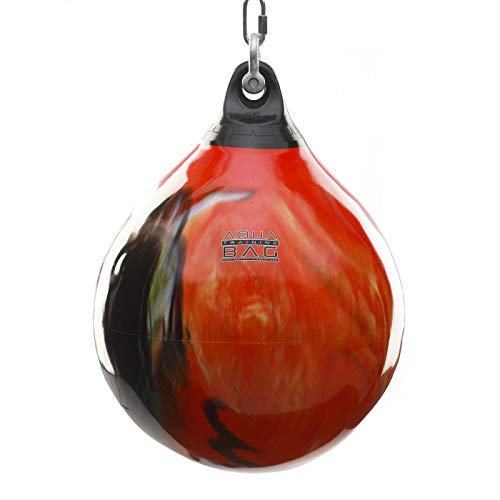 "Aqua Training Bag Punching Bag, 21"" - Fireball Orange"