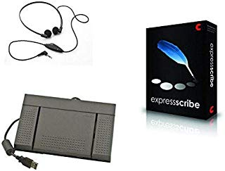 Olympus Transcription Foot Pedal Bundle