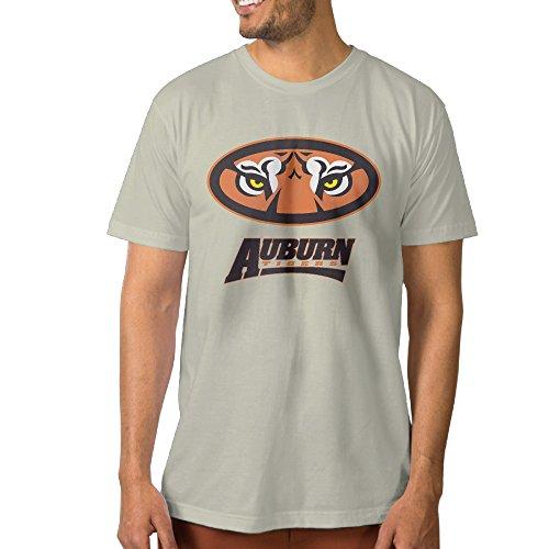 Guc camiseta para hombre–Auburn Universidad Natural