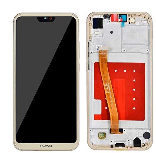 SPES LCD-display voor Huawei P20 Lite touchscreen, beeldscherm/frame/wekgereedschap, goud