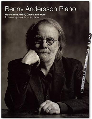 Music from ABBA, Chess and more - 21 Stücke für Solo Piano - Benny Andersson Piano - Notenbuch mit Musik-Bleistift - AM1013342 9781785588754