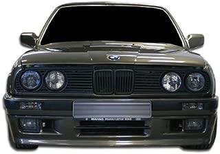 Extreme Dimensions Duraflex Replacement for 1984-1987 BMW 3 Series E30 2DR 4DR M-Tech Front Bumper Cover - 1 Piece