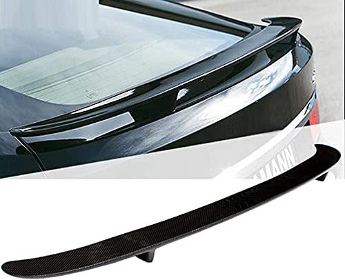 Alerón Trasero de Maletero Adecuado para F07 5 Series GT 2010-2013 Kit de carrocería de ala de alerón Trasero de Fibra de Carbono
