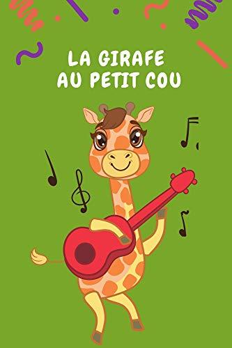 la girafe au petit cou: Il était une fois une girafe du nom de Sophie,la girafe blanche (French Edition)