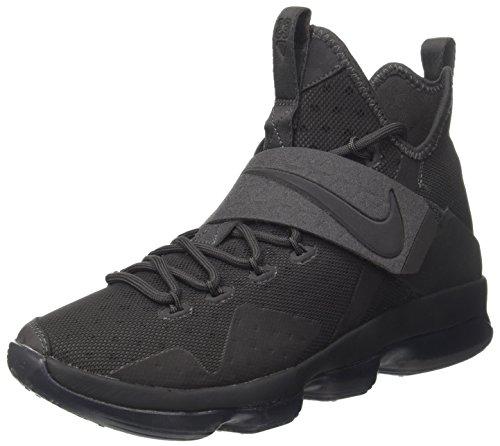 Nike Lebron XIV, Scarpe da Basket Uomo, Grigio (Anthraciteanthracite), 40 EU