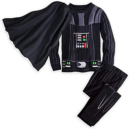 SgaSong Darth Vader Pajamas Super Hero Cotton Kids Toddler Cartoon PJs Children Sleepwear product image