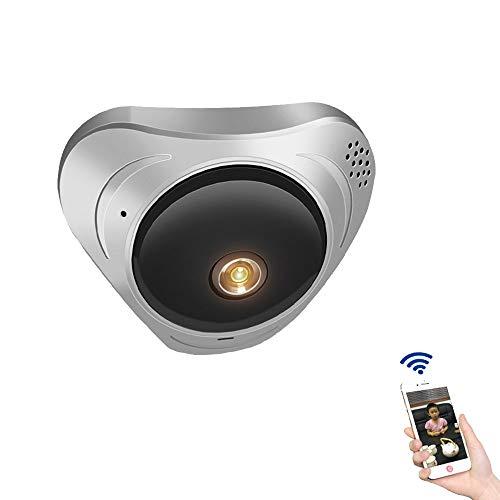 MSG ZY WiFi-bewakingscamera, draadloze camera, nachtzicht, gezicht, 360 graden panorama-bewaking en gezicht, activiteitenmonitor