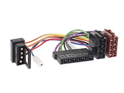 Radio Anschluss Kabel Adapter für Mercedes-Benz E-Klasse S-Klasse auf ISO
