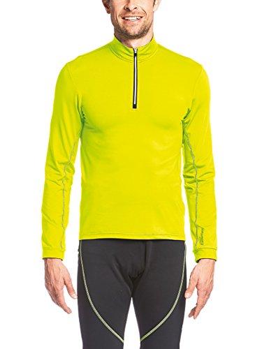 Gonso Herren Active-Shirt Christian Bike Men, Safety Yellow, XXL