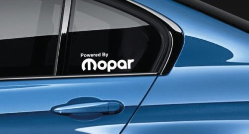 Powered By Mopar Decal Sticker logo dodge ram Hemi R/T Nascar SS USA Pair van high-performance folie sticker tuningsticker van SUPERSTICKI® hoogwaardige folie voor alle gladde oppervlakken UV- en wasstraatbestendig tuning professionele kwaliteit auto auto raam lak professionele kwaliteit tuning