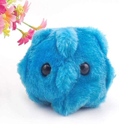 DEMIN Bakterien gefüllt Spielwaren kalt Spielzeug Teddy-Keime