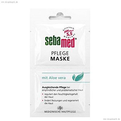 Sebamed Haut Pflege Maske Aloe Vera 2x5ml