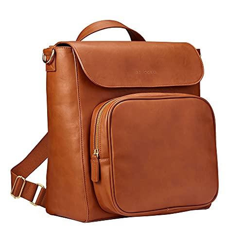 JJ Cole Brookmont Diaper Bag, Cognac