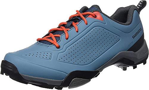 Shimano SHMT3OG400SB00, Zapatillas de Ciclismo de Carretera para Hombre, Azul (Blue), 40 EU