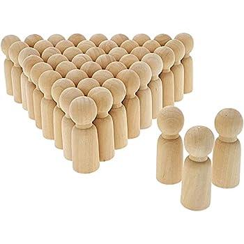Best wooden peg dolls Reviews