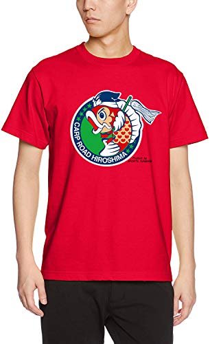 カープロード 応援 Tシャツ 広島カープ カープ 広島東洋カープ 広島 hiroshima carp カープ坊や コラボ フ...