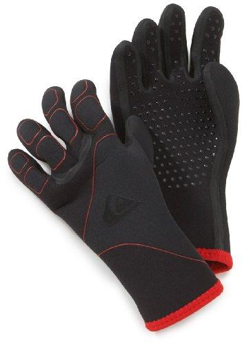Quiksilver sA810MG de Gants pour Homme Large Noir - 2t blk Black