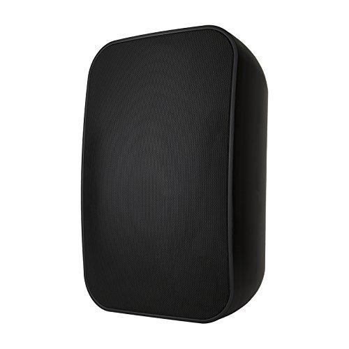 Sonance Mariner Outdoor Lautsprecher - hochwertige Außenlautsprecher mit brillantem Klang (Mariner 56-70 Watt, Schwarz)