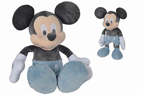 Simba 6315875826 - Disney Peluche Mickey Tonal ± 50 cm