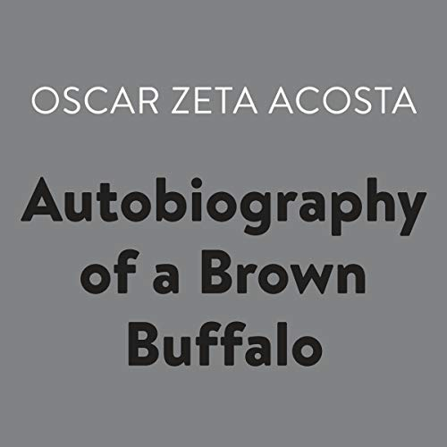 Autobiography of a Brown Buffalo cover art
