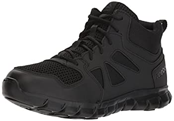 Reebok Men s Sublite Cushion Tactical RB8405 Military & Tactical Boot Black 10 M US