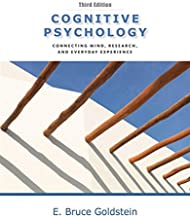 Best cognitive psychology goldstein 3rd edition Reviews