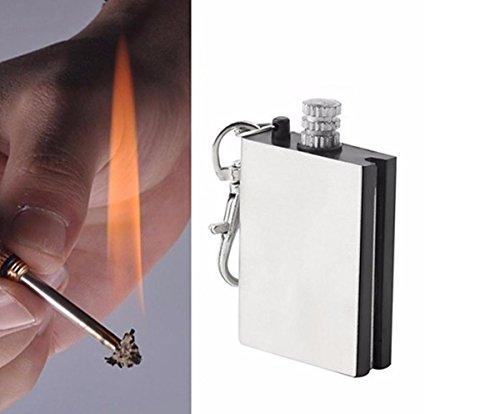 ETU24® eeuwige lucifers outdoor lucifer survival aansteker permanente matches magnesium vuurstarter vuurstaal vuursteen vuursteen vuursteen vuursteen vuursteen vuursteen vuursteen vuursteen vuursteen vuursteen vuursteen vuursteen vuursteen aansteker voor 15.000 ontstekingen