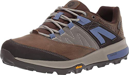 Merrell Women's Zion Wp Hiking Shoe, Cloudy, 8