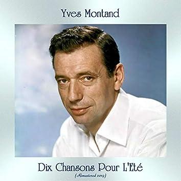 Dix Chansons Pour L'Eté (Remastered 2019)