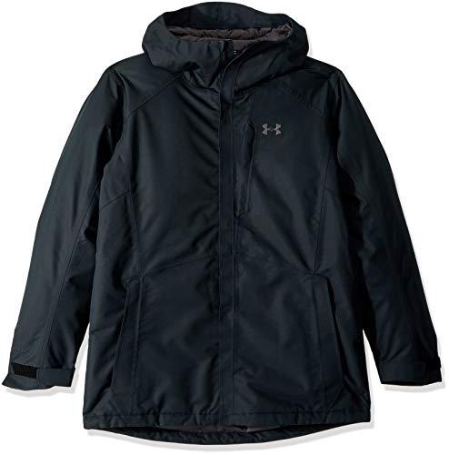 Under Armour Men's Navigate Jacket, Black /Charcoal, X-Large