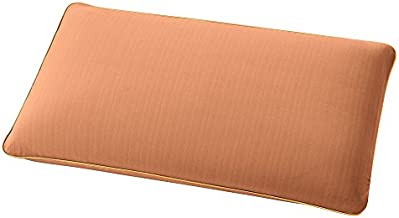 Sleep Innovations CopperRest Cooling Gel Memory Foam Pillow with Hypoallergenic Cover and Anti-microbial Foam, Made in the USA with a 5-year Limited Warranty