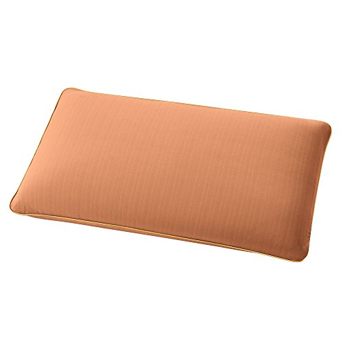Sleep Innovations CopperRest Cooling Gel Memory Foam Pillow with...