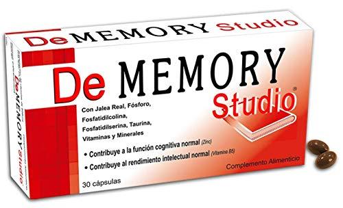 Dememory Studio - 30 Cápsulas