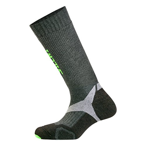 Salewa Expedition Sock, Anthracite/Green, 44-46