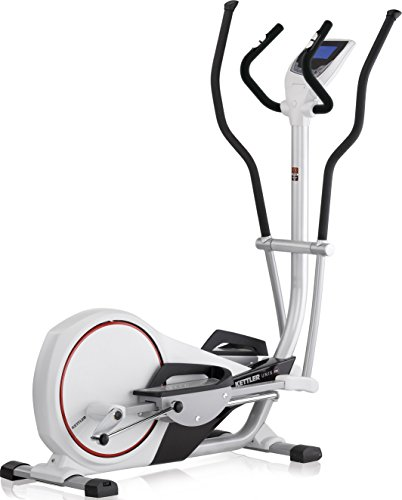 Kettler Unix PX Magnetic cross trainer - cross trainers (Magnetic cross trainer, 150 kg, 20 kg, Cardio pulse set, Chest belt, Ear sensor, Hand grip sensors, Calories, Distance, Expected final score, Heart rate, Speed)