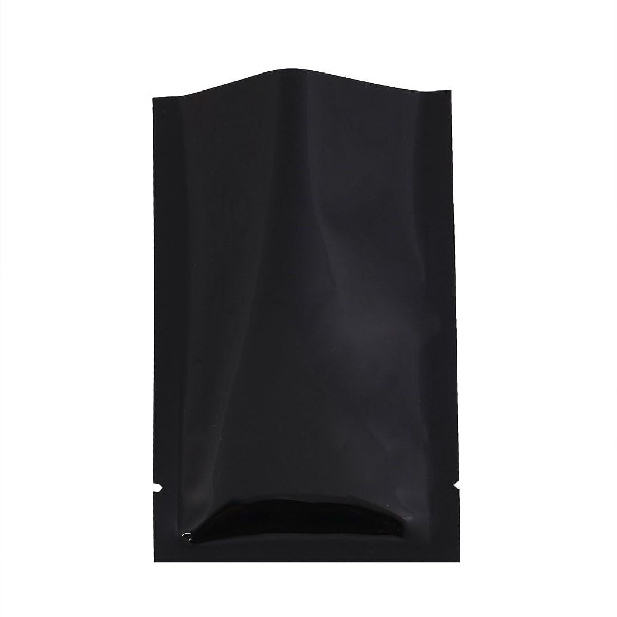 QQ Studio 100 PCS Metallic Mylar Foil Open Top Sealable Bags (12x18cm(4.7x7