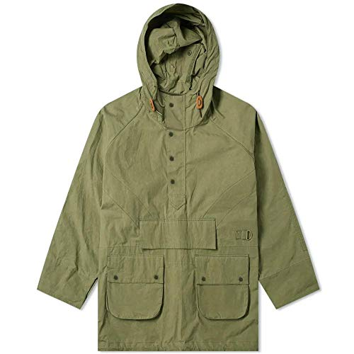Barbour x Engineered Garments Warby Parka Olive-L